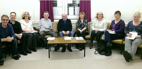 Friends of Lead North Lanarkshire Group meeting